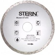 Круг алмазный для плитки Stern, 125 мм