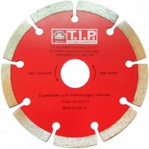 Круг алмазный T.I.P, 115 мм