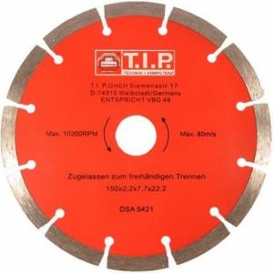 Круг алмазный T.I.P, 150 мм