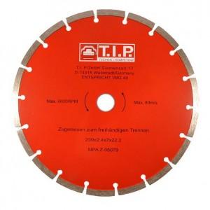 Круг алмазный T.I.P, 230 мм