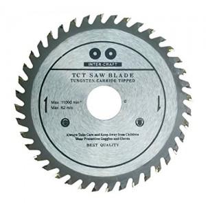 Диск пильный Inter-Craft крупный зуб, 125х22 мм