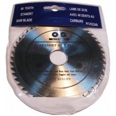 Дисковая пила  Inter-Craft мелкий зуб, 200х22 мм