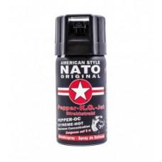 Газовый баллончик Nato, струя