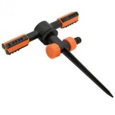 Ороситель 2-х рожковый AquaPluse Duo AP 3007, на ножке