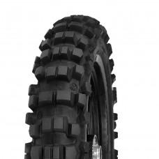 Покрышка для мопеда 80/100-12 Deli Tire SB-114, TT