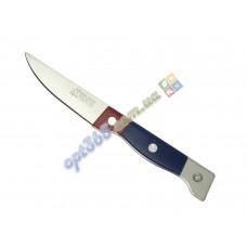 """Нож кухонный, цветная ручка """"Star №1"""" 190 мм. Китай"""