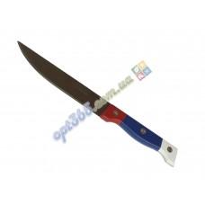 """Нож кухонный, цветная ручка """"Star №2"""" 225 мм. Китай"""