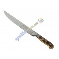 """Нож кухонный """"Костяная ручка"""" № 7, лезвие 170 мм"""