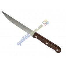 """Нож кухонный """"Рыбка"""" №2, пластиковая ручка, 227 мм"""