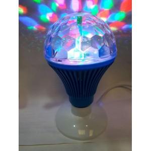Диско лампа с подставкой