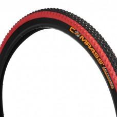 Резина для велосипеда 18x1.95 зерно