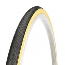 Резина на велосипед 27х 1-1/8, (630-28) Deli Tire S-140