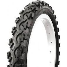 Покрышка на велосипед Антипрокол Deli Tire S-186, 14x1.75, 47-254