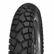 Резина на байк 110/80-14, Deli Tire SB-117, TL Enduro