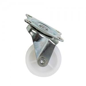 Мебельное колесо поворотное 40 мм
