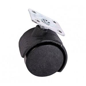 Колесо нейлоновое поворотное 40 мм