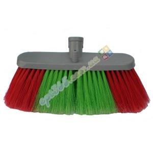Щетка пластиковая для мытья автомобиля, 7 рядов